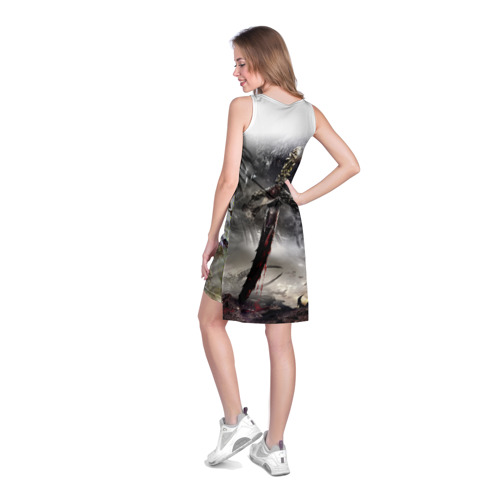Платье-майка 3D  Фото 04, Космоволк