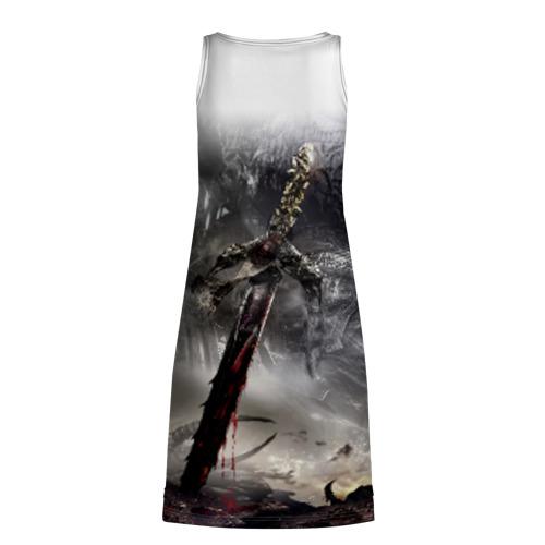 Платье-майка 3D  Фото 02, Космоволк
