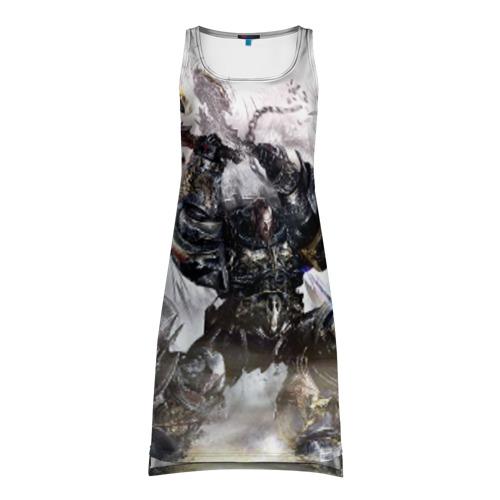 Платье-майка 3D  Фото 01, Космоволк