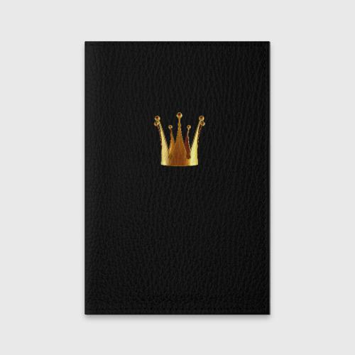 Обложка для паспорта матовая кожа  Фото 01, Жена царя (парная)