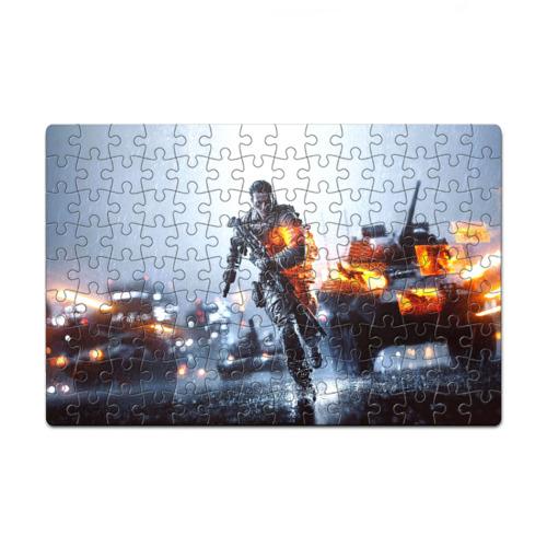 Пазл магнитный 126 элементов Пазл магнитный 126 элементов Battlefield Multiplayer от Всемайки