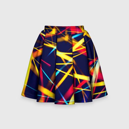 Детская юбка-солнце 3D Blink