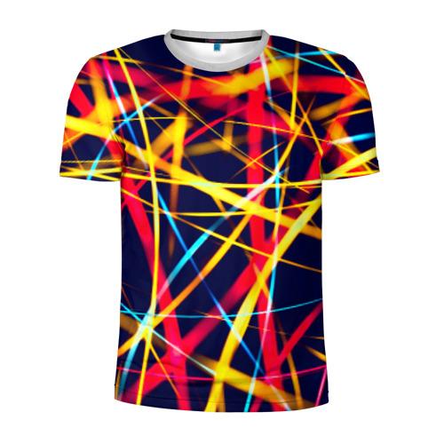 Мужская футболка 3D спортивная Blink