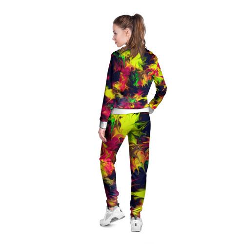 Женская олимпийка 3D  Фото 04, Кислота