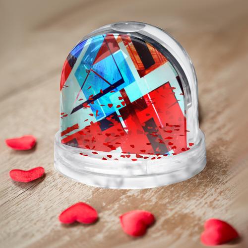 Водяной шар  Фото 03, Geometrical