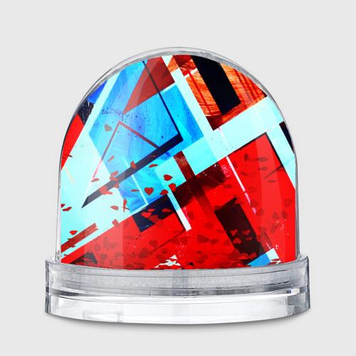 Водяной шар  Фото 01, Geometrical