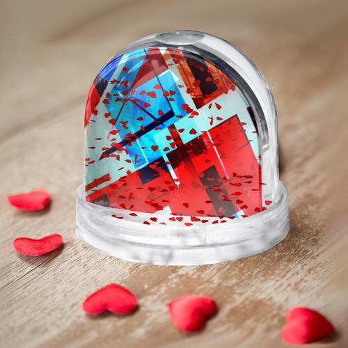 Водяной шар  Фото 04, Geometrical