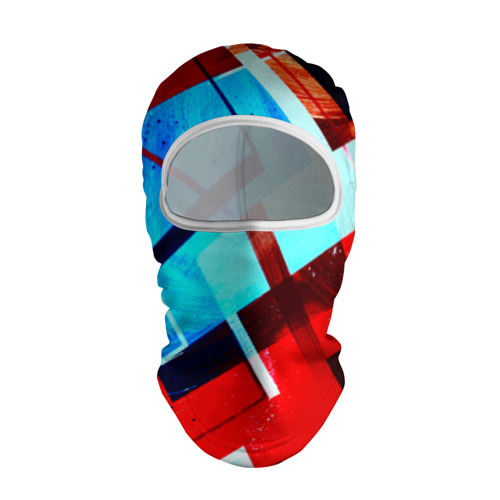 Балаклава 3D  Фото 01, Geometrical