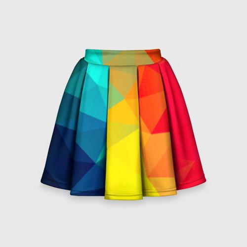 Детская юбка-солнце 3D Fairy