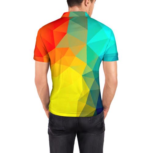 Мужская рубашка поло 3D  Фото 04, Fairy