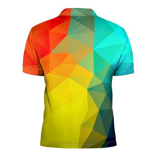 Мужская рубашка поло 3D  Фото 02, Fairy