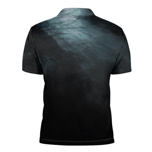 Мужская рубашка поло 3D  Фото 02, GRID