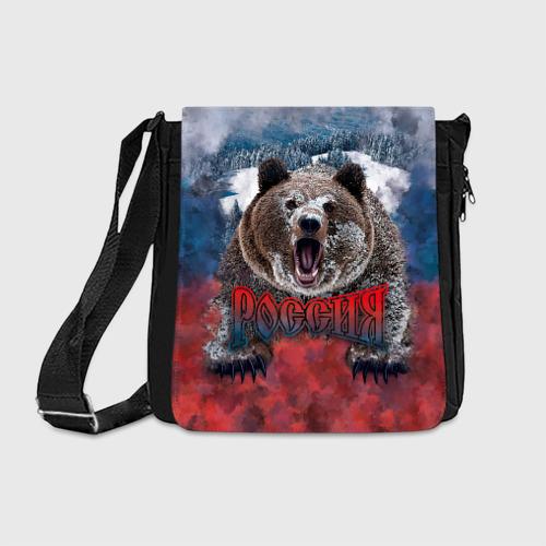 Сумка через плечо Русский медведь Фото 01