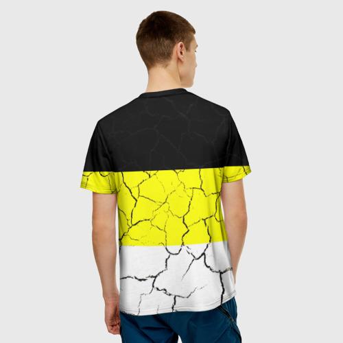 Мужская футболка 3D Я Русский Имперский флаг Фото 01
