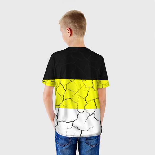 Детская футболка 3D  Фото 02, Я Русский Имперский флаг