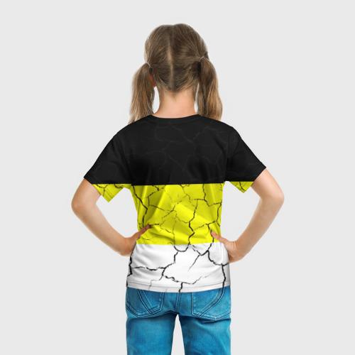 Детская футболка 3D  Фото 04, Я Русский Имперский флаг