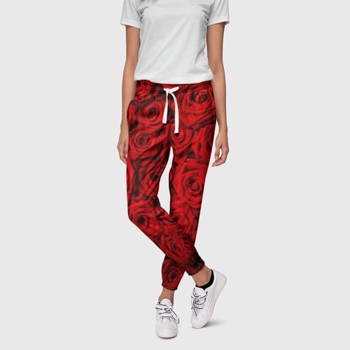 Женские брюки 3D