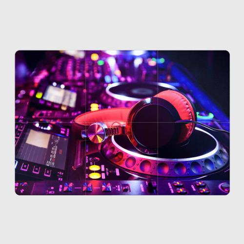 Магнитный плакат 3Х2 Магнитный плакат 3Х2 DJ Mix