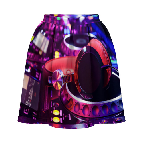 Юбка-солнце 3D DJ Mix