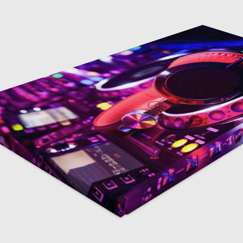 Холст прямоугольный  Фото 04, DJ Mix