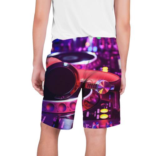 Мужские шорты 3D  Фото 02, DJ Mix