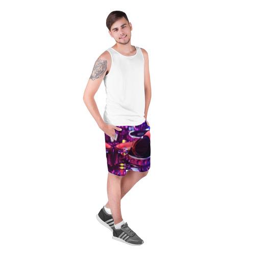 Мужские шорты 3D  Фото 03, DJ Mix