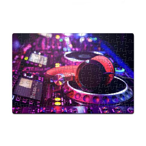 Пазл магнитный 126 элементов Пазл магнитный 126 элементов DJ Mix от Всемайки
