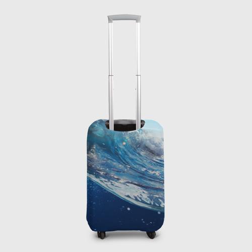 Чехол для чемодана 3D Стихия воды Фото 01
