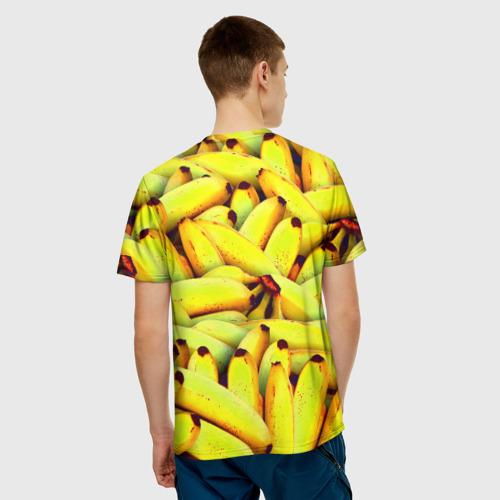 Мужская футболка 3D  Фото 02, Банана