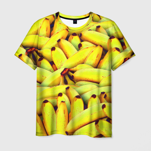 Мужская футболка 3D  Фото 03, Банана
