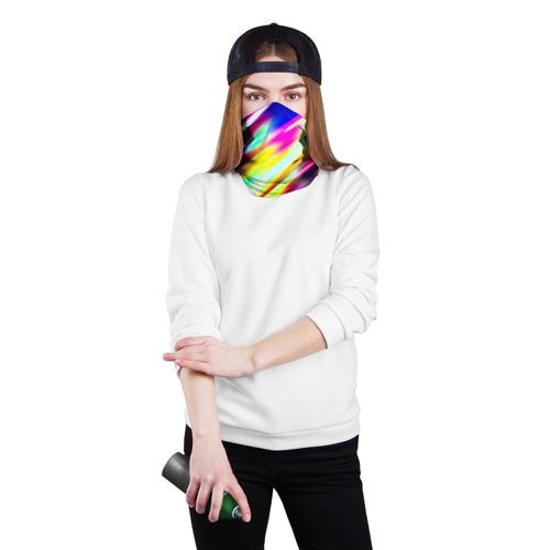Бандана-труба 3D  Фото 02, Blink