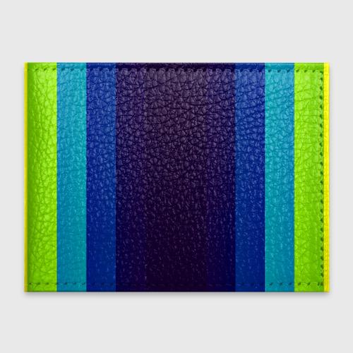 Обложка для студенческого билета  Фото 01, Blue