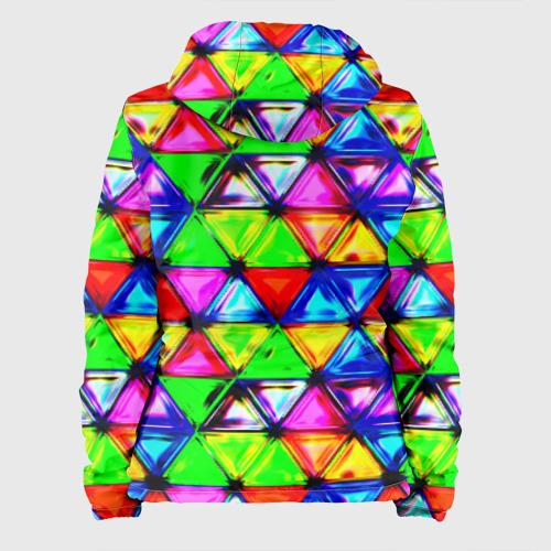Женская куртка 3D  Фото 02, Треугольник
