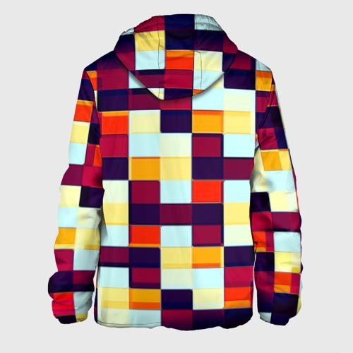 Мужская куртка 3D  Фото 02, Кубы