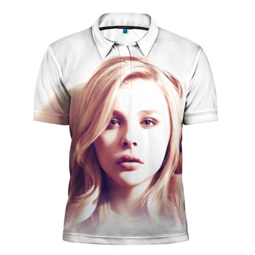 Мужская рубашка поло 3D  Фото 01, Хлоя Грейс Морец