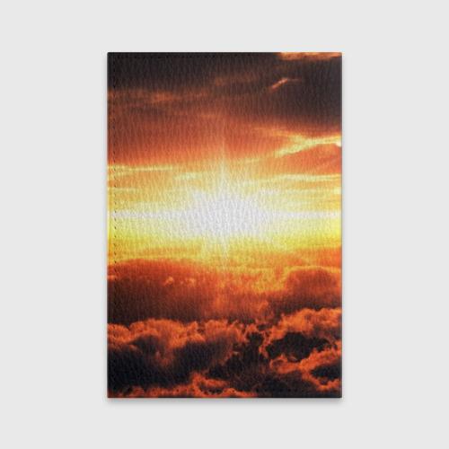 Обложка для паспорта матовая кожа  Фото 02, Ярая Русь