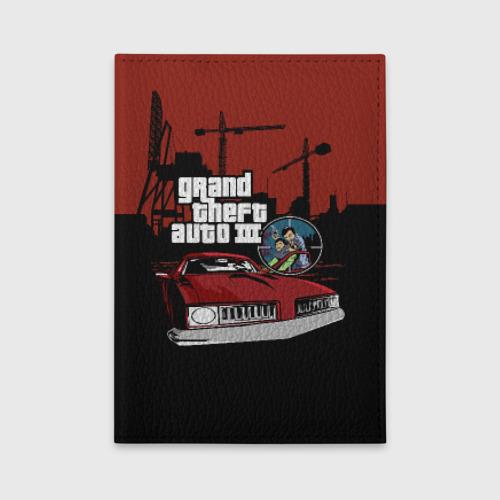 Обложка для автодокументов  Фото 01, GTA 3