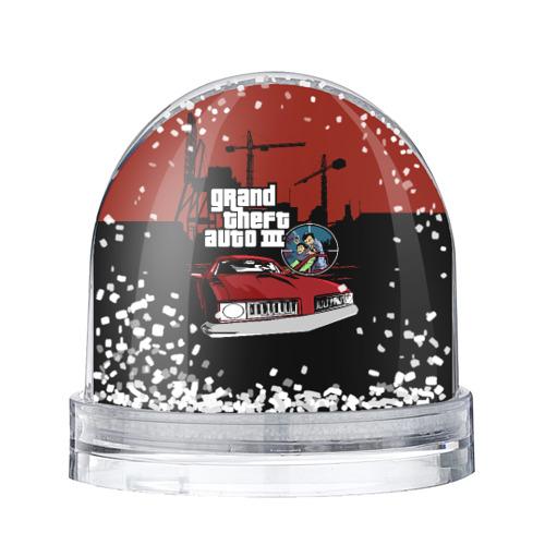 Водяной шар со снегом  Фото 01, GTA 3