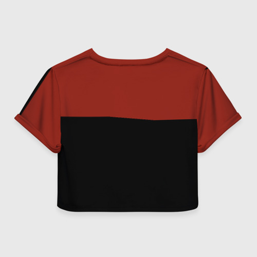 Женская футболка 3D укороченная  Фото 02, GTA 3
