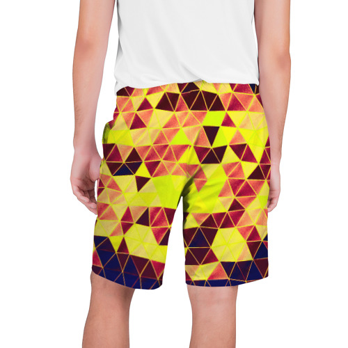 Мужские шорты 3D  Фото 02, Мозаика