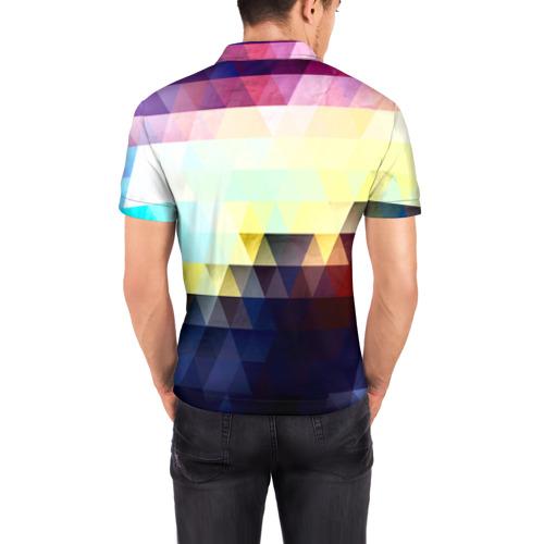 Мужская рубашка поло 3D  Фото 04, Liberty