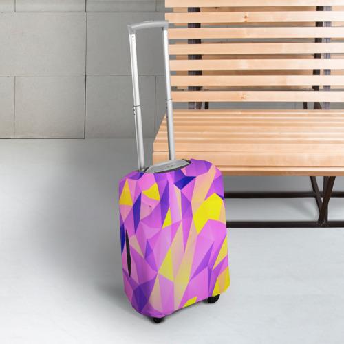 Чехол для чемодана 3D  Фото 03, Texture