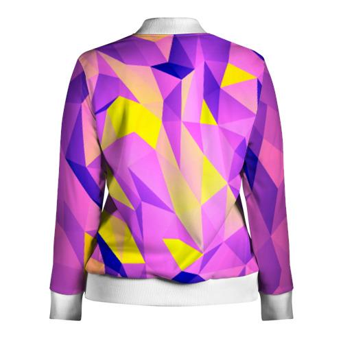 Женская олимпийка 3D  Фото 02, Texture