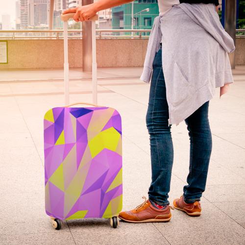 Чехол для чемодана 3D  Фото 04, Texture
