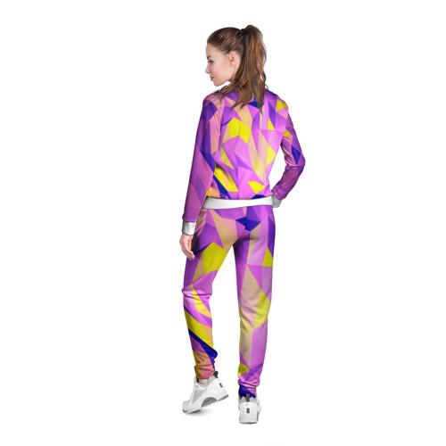 Женская олимпийка 3D  Фото 04, Texture
