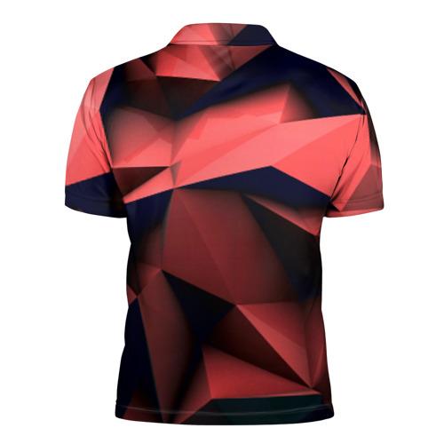 Мужская рубашка поло 3D  Фото 02, Kicker