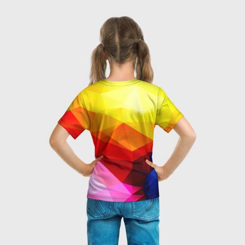 Детская футболка 3D  Фото 04, Абстракция