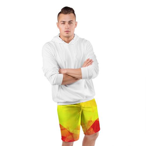 Мужские шорты 3D спортивные  Фото 05, Fairy