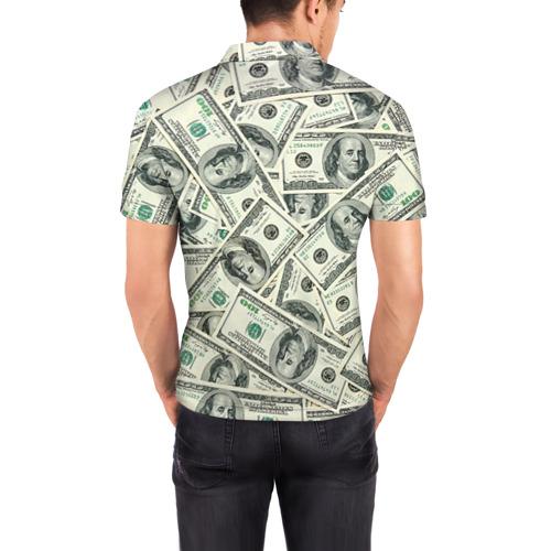 Мужская рубашка поло 3D  Фото 04, Лучший бухгалтер