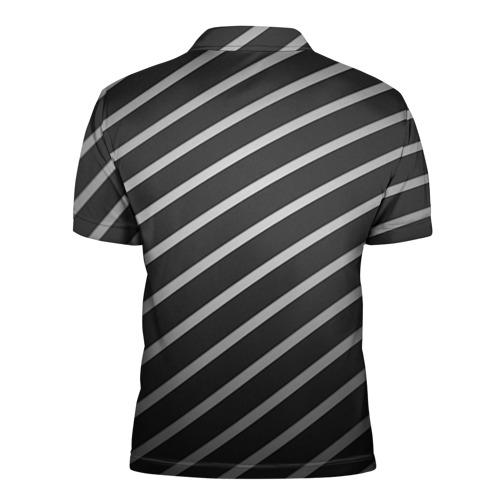 Мужская рубашка поло 3D  Фото 02, Work hard